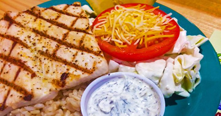 Feasting like Poseidon at Maui's Coconut Fish Cafe